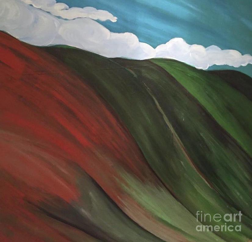 Hills by Duygu Kivanc