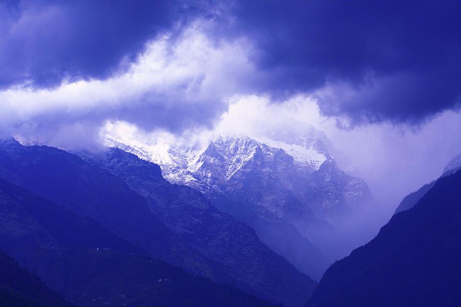 Himalayan Light by Aidan Moran