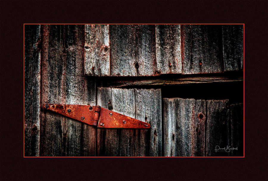 Hinged by Paul Bartell