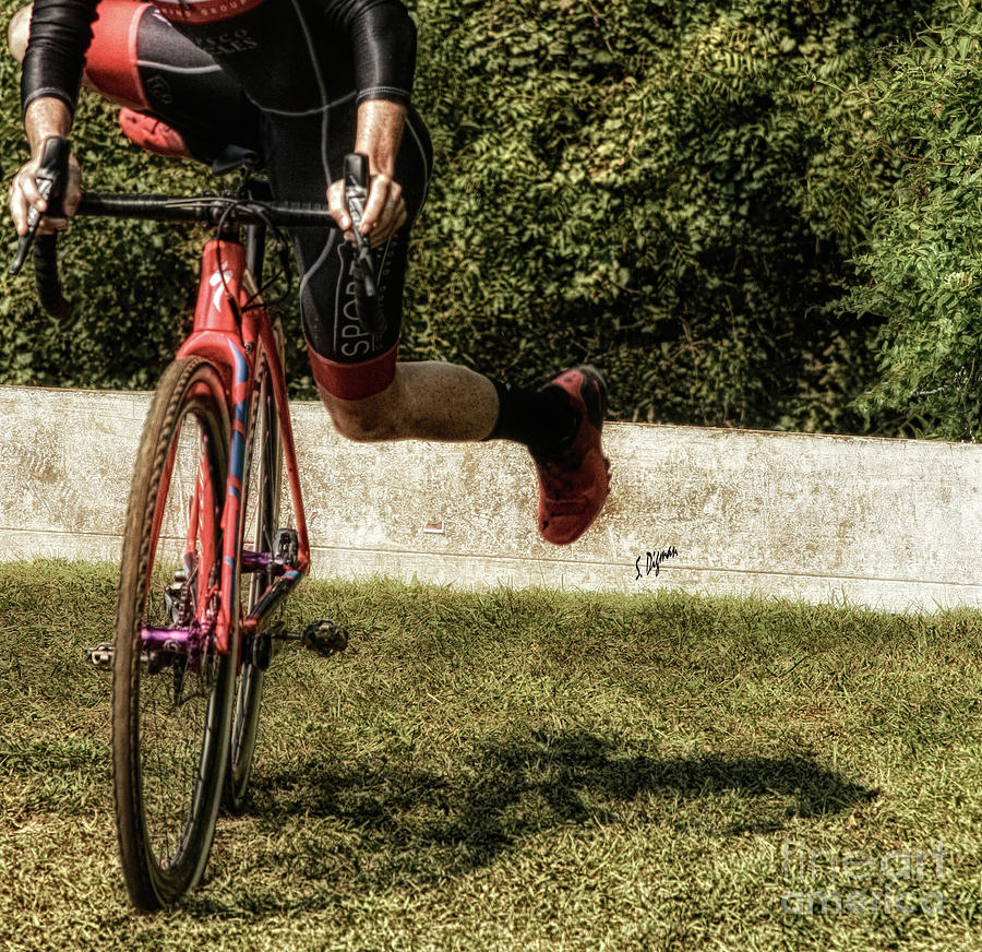 Bicycling Photograph - Hip Hop  by Steven Digman