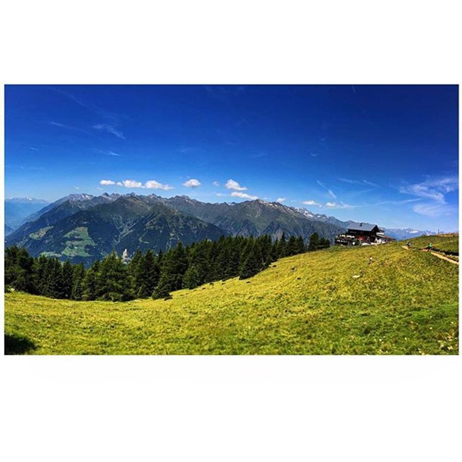 Alps Photograph - #hirzer #altoadige #südtirol #italy by Luisa Azzolini