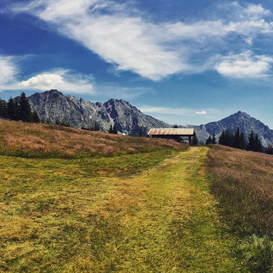 Merano Photograph - #hirzer #altoadige #südtirol #mountain by Luisa Azzolini