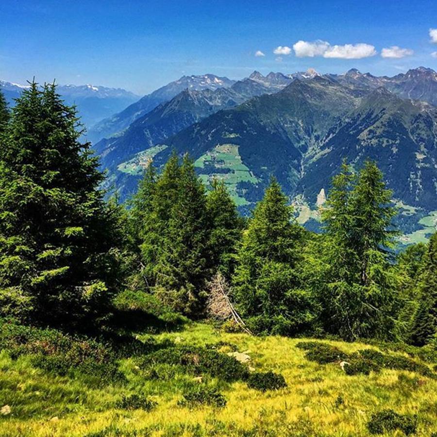 Alps Photograph - #hirzer #mountain #südtirol #landscape by Luisa Azzolini