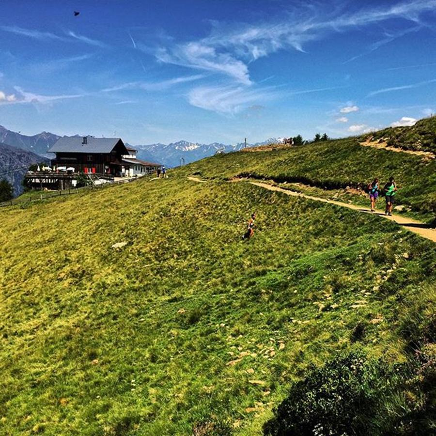 Alps Photograph - #hirzer #valpassiria #ig_altoadige by Luisa Azzolini