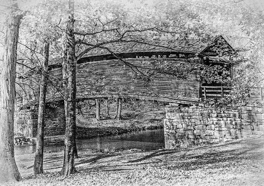 Historic Bridge Photograph