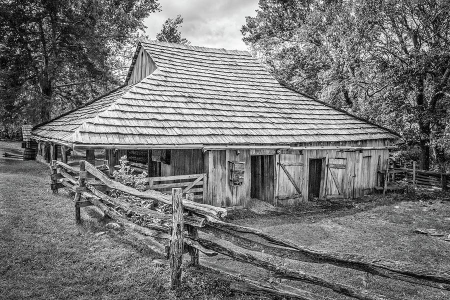 Historic Farm Photograph