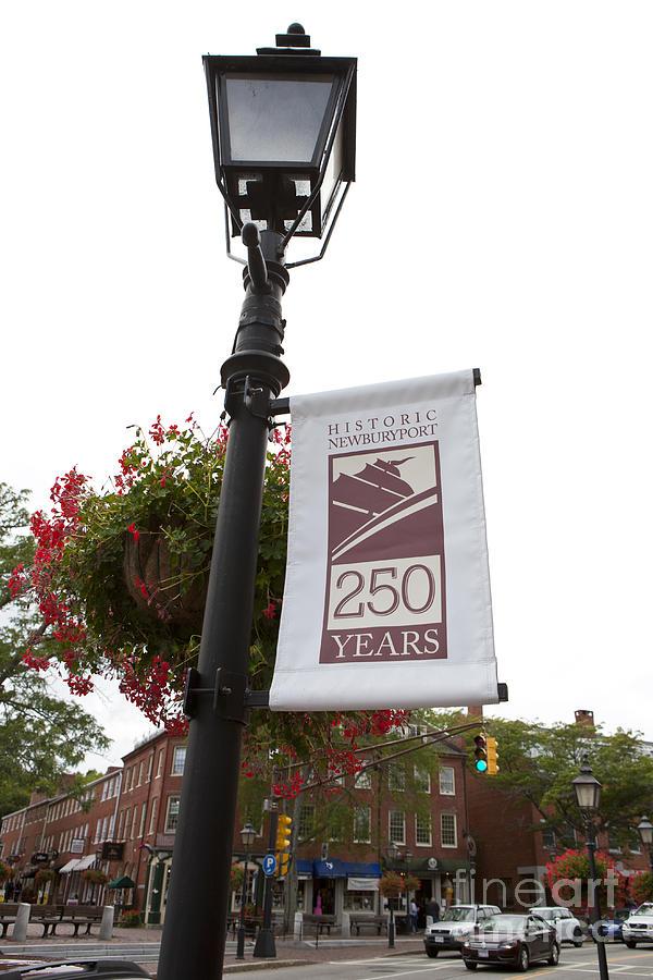 Historic Newburyport 250 Years Photograph