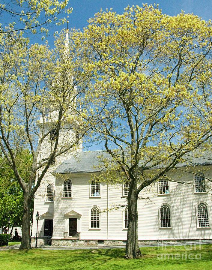 Historic Trinity Church 3 by Robert  Suggs