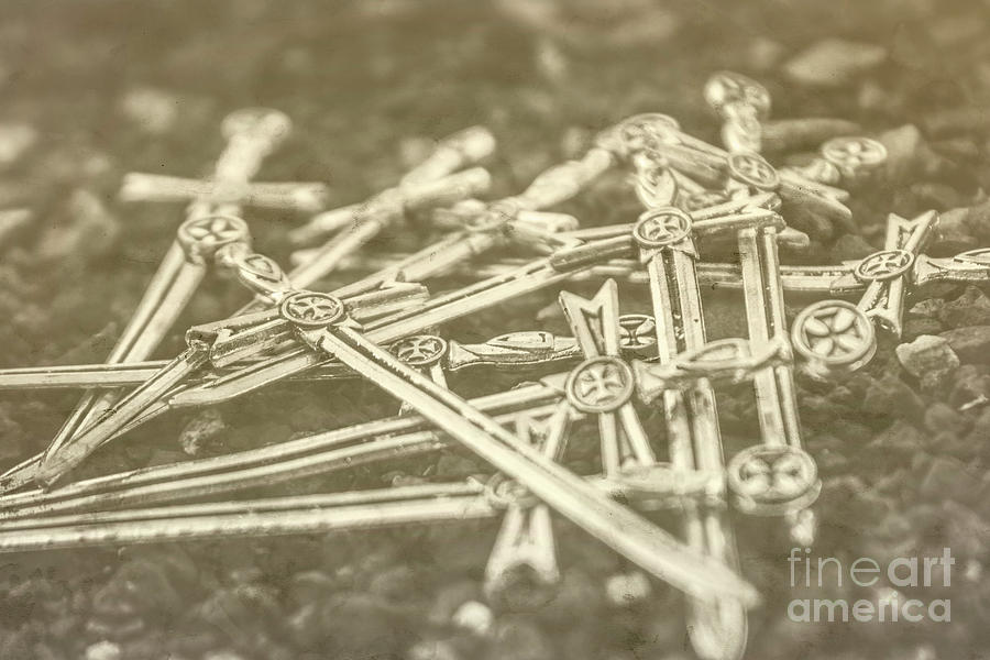 History of the sword by Jorgo Photography - Wall Art Gallery