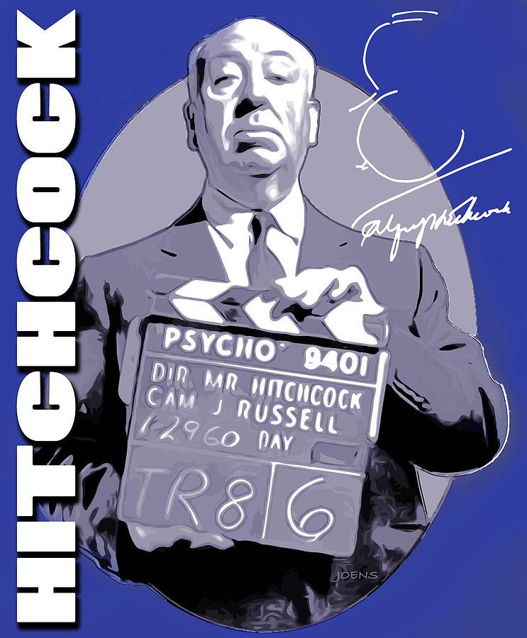 Hitchcock Digital Art