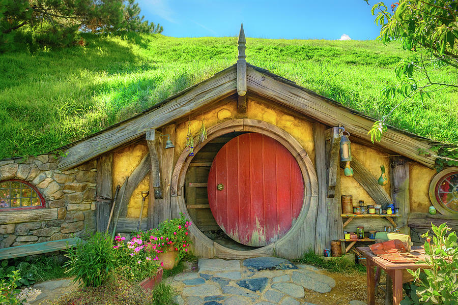Hobbit House Photograph