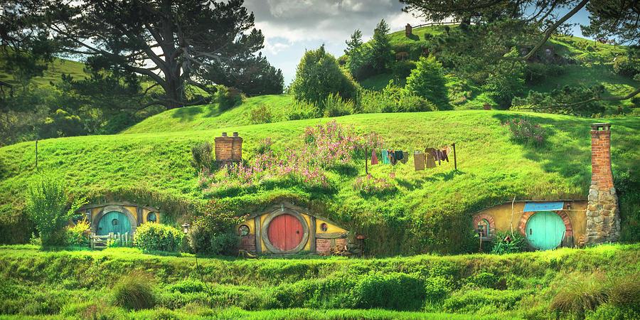 Hobbit Lane Photograph