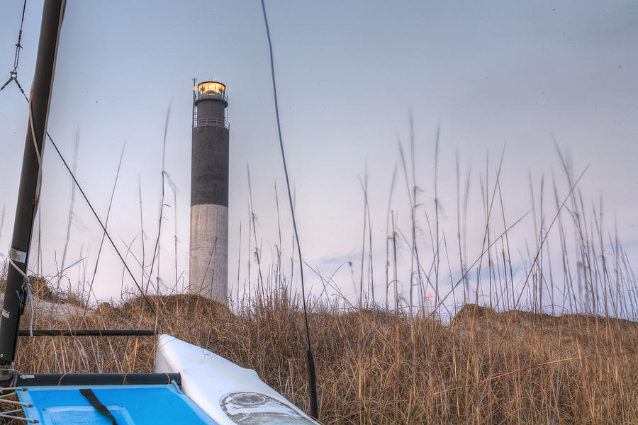 Oak Island Photograph - Hobie by JC Findley