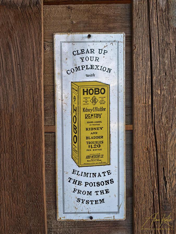 Hobo Photograph