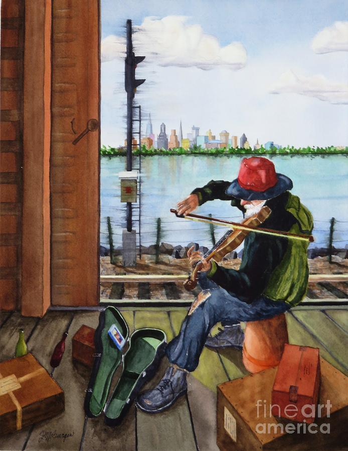 Hobo's Melody by Joseph Burger