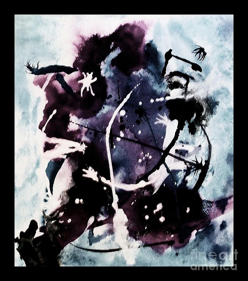 Painting Digital Art - Hockey Player  by Marsha Heiken