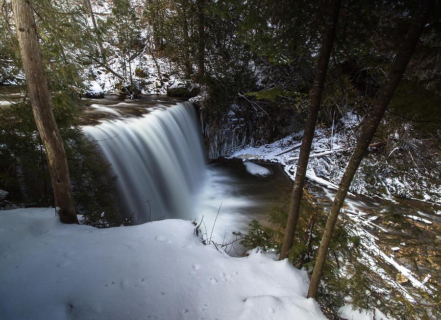 Hoggs Falls Photograph