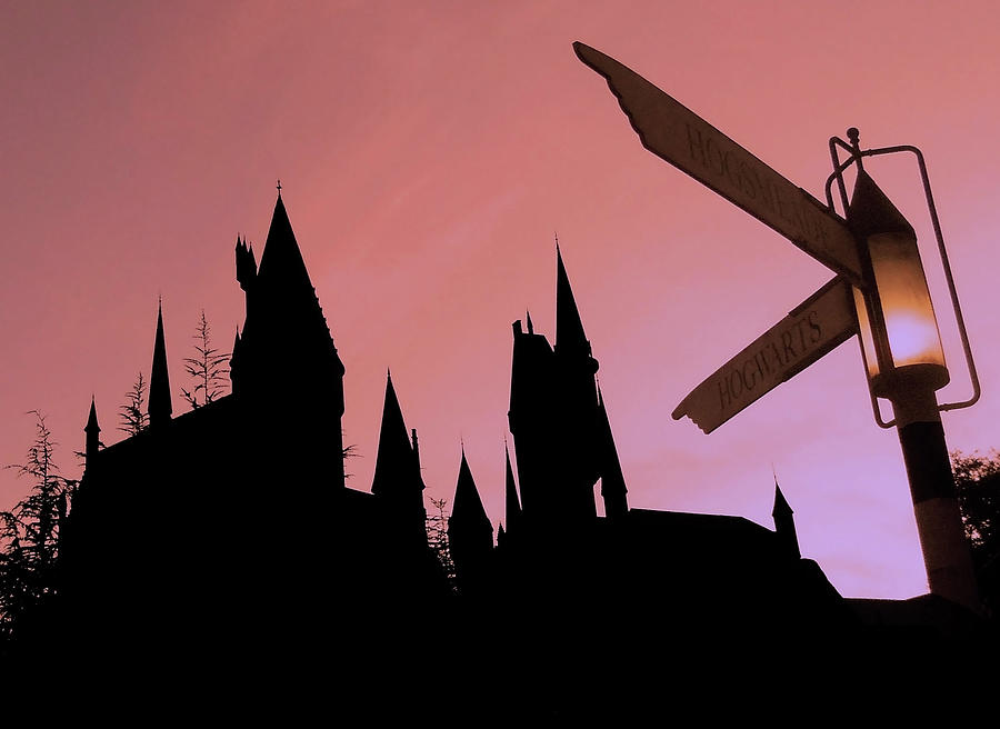 Hogwarts Castle ... by Juergen Weiss