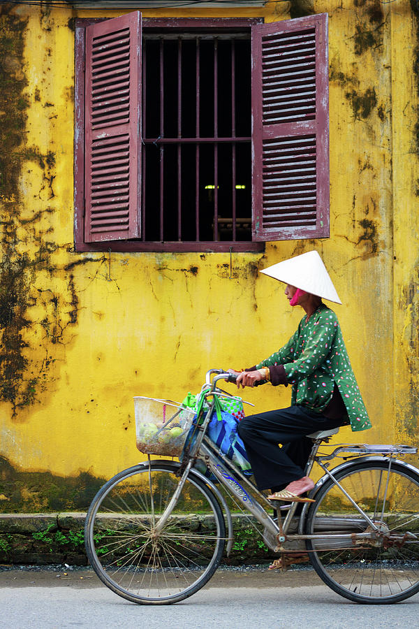 Hoi An Morning Two by Sam Morris