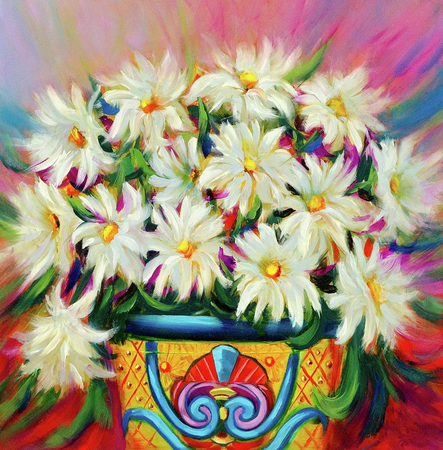Hola Daisies by Vicki VanDeBerghe