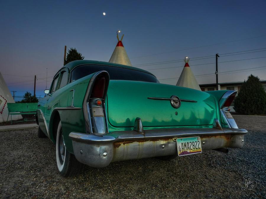 Wigwam Motel Photograph - Holbrook Az - Wigwam Motel 013 by Lance Vaughn