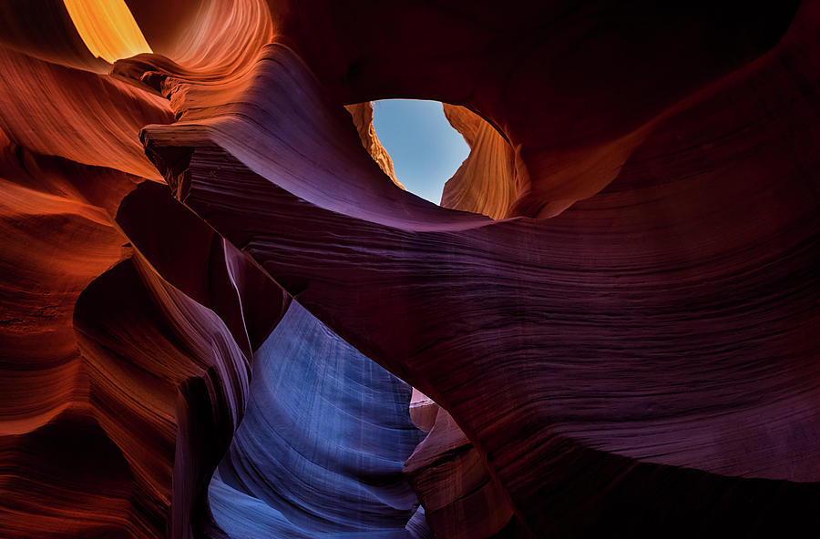 Hole In The Rock by Dave Koch