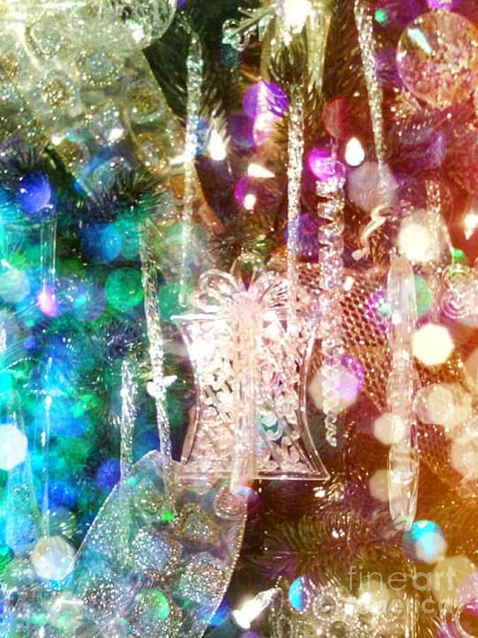 Holiday Photograph - Holiday Fantasy by Rachel Hannah