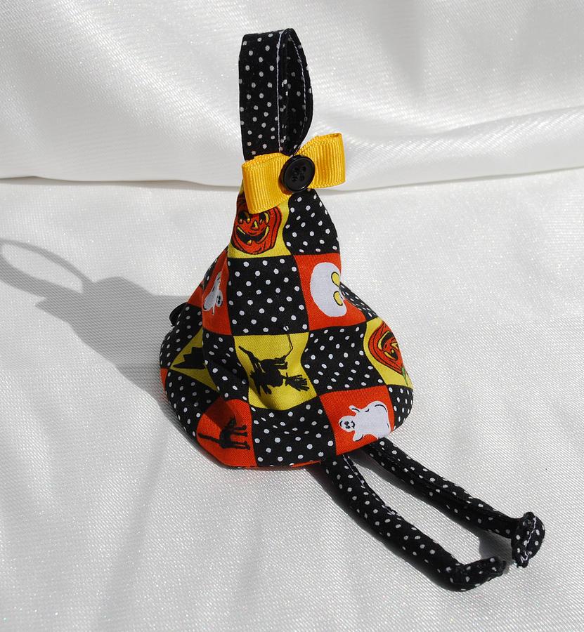 Girl Tapestry - Textile - Holiday Girl Spooky by Tamara Konovalova