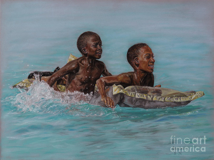 Holiday Splash by Roshanne Minnis-Eyma