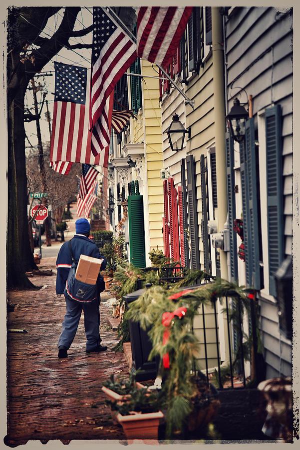 Maryland Photograph - Holiday Wishes Iv by Kathi Isserman