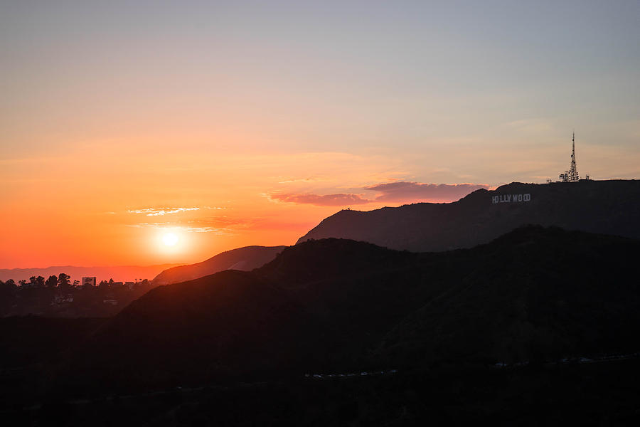 Hollywood Photograph - Hollywood by Erick Kim