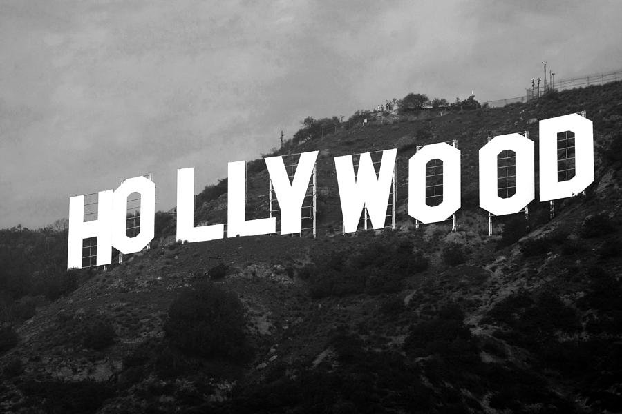 The Hollywood Sign Photograph