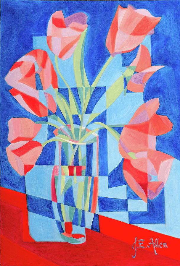 Hollywood Tulips by Joseph Allen