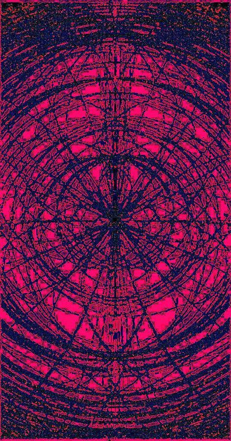 He Digital Art - Homage To Euclid by X Scherenberg