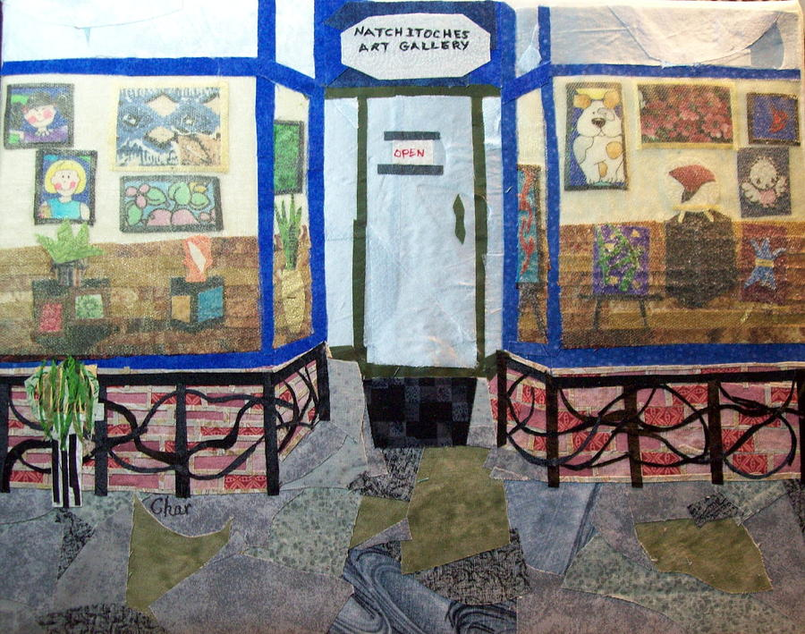 Store Front Tapestry - Textile - Home Away From Home by Charlene White