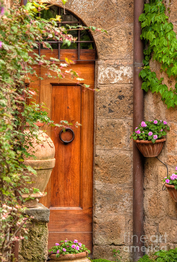 Italy Photograph - Home by Colette Panaioti