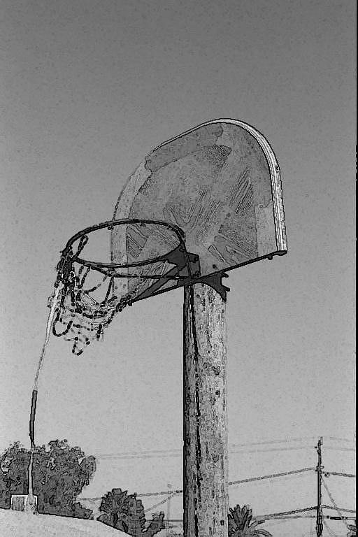 Basketball Photograph - Home Cooking by Angelo Battle