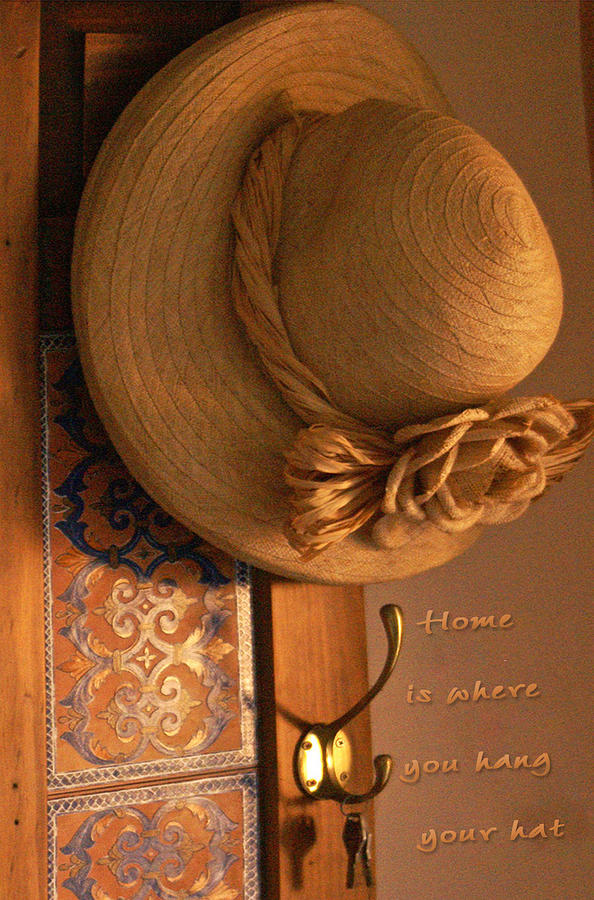 Still Life Photograph - Home Is Where by Holly Kempe