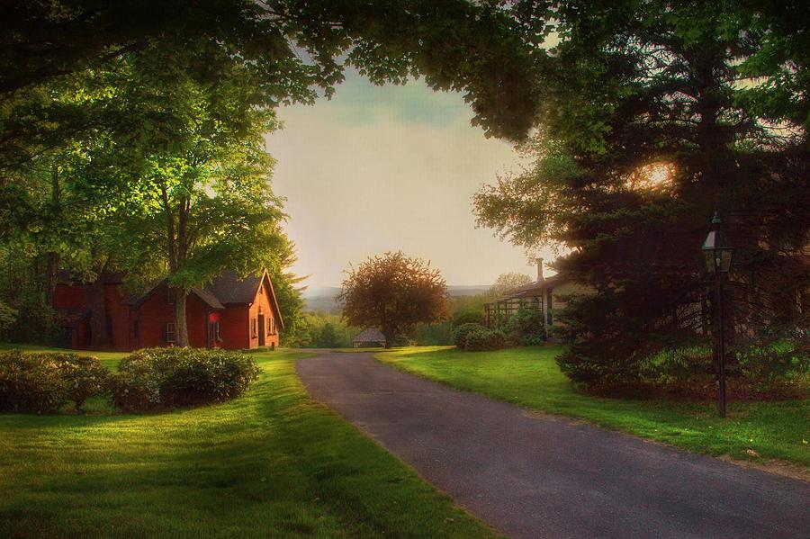 Rural Photograph - Home by Joann Vitali