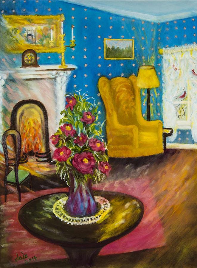 Home Sweet Home by Douglas Ann Slusher