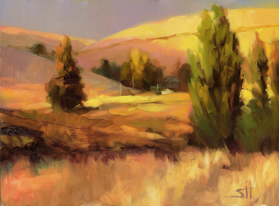 Homeland 1 Painting