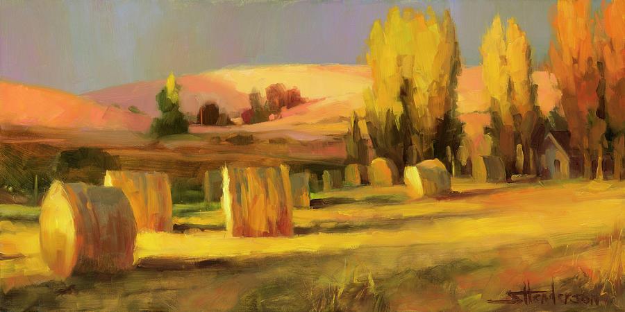 Homeland 3 Painting