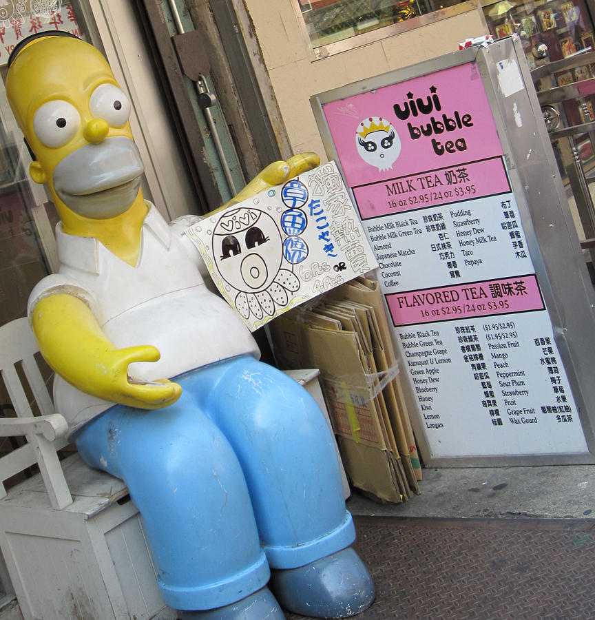 Homer Draws Mr. Bill Photograph by Colleen Koranek