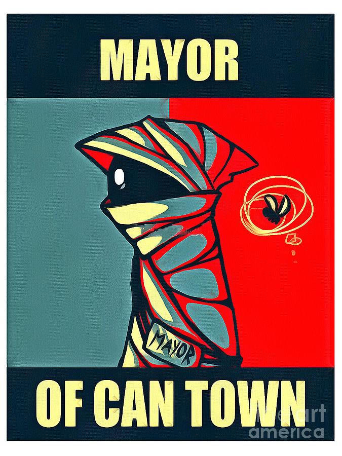 Homestuck Mayor Digital Art By Jarwo Jainap