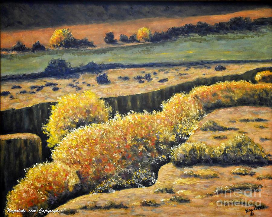 Hondo Valley by Barney Napolske