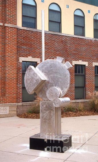 Honor Guard Sculpture by Steve Wooldridge
