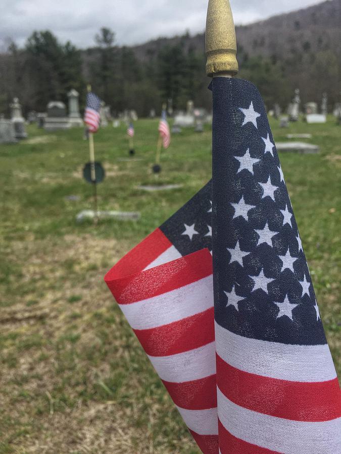 Honoring Veterans by Pat Moore