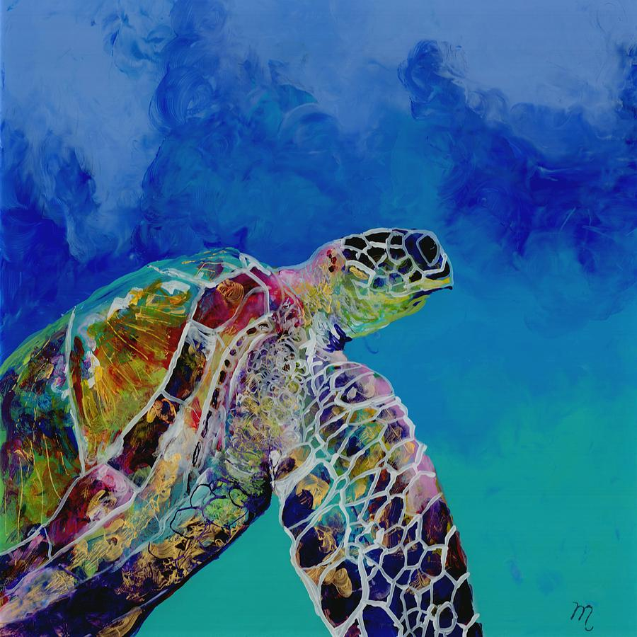 Honu 7 by Marionette Taboniar