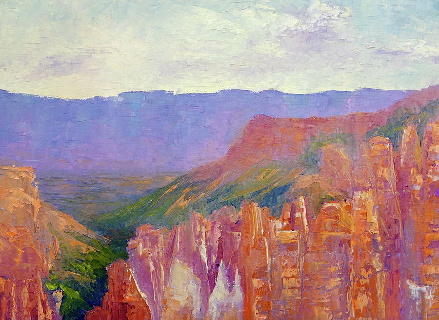 Hoodoos, Bryce Canyon by Terry Chacon