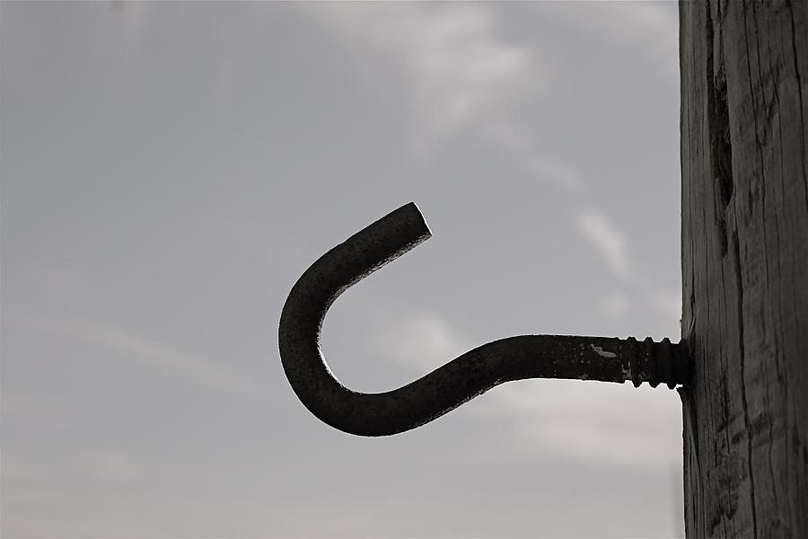 Hook Photograph - Hook by Caitlin Reynolds